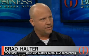 TV Producer & Soccer Coach Brad Hauter '87 Featured on Inside Indiana Business