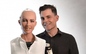 'Meet the Future' at a Feb. 28 Ubben Lecture Featuring David Hanson and His Robot Creation, Sophia