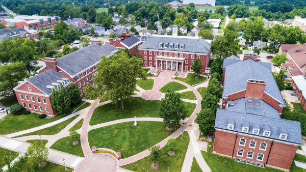 DePauw remains among top national liberal arts institutions in the U.S. and No. 1 in Indiana