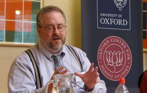Religious Studies Professor Presents at Oxford