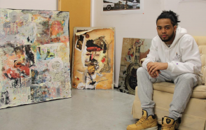 An Art Lecture with Skip Brea '16