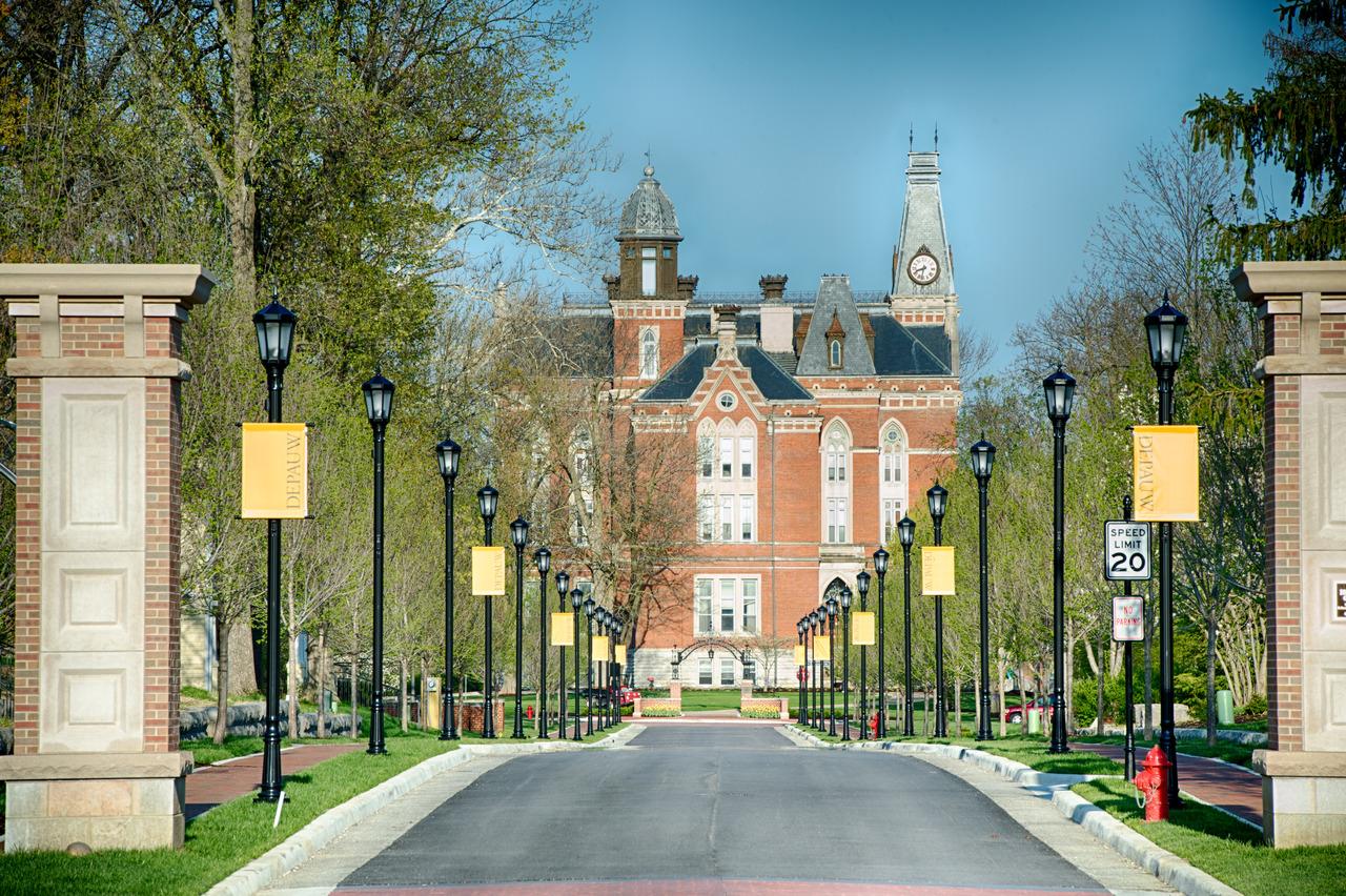Monmouth University Virtual Tour