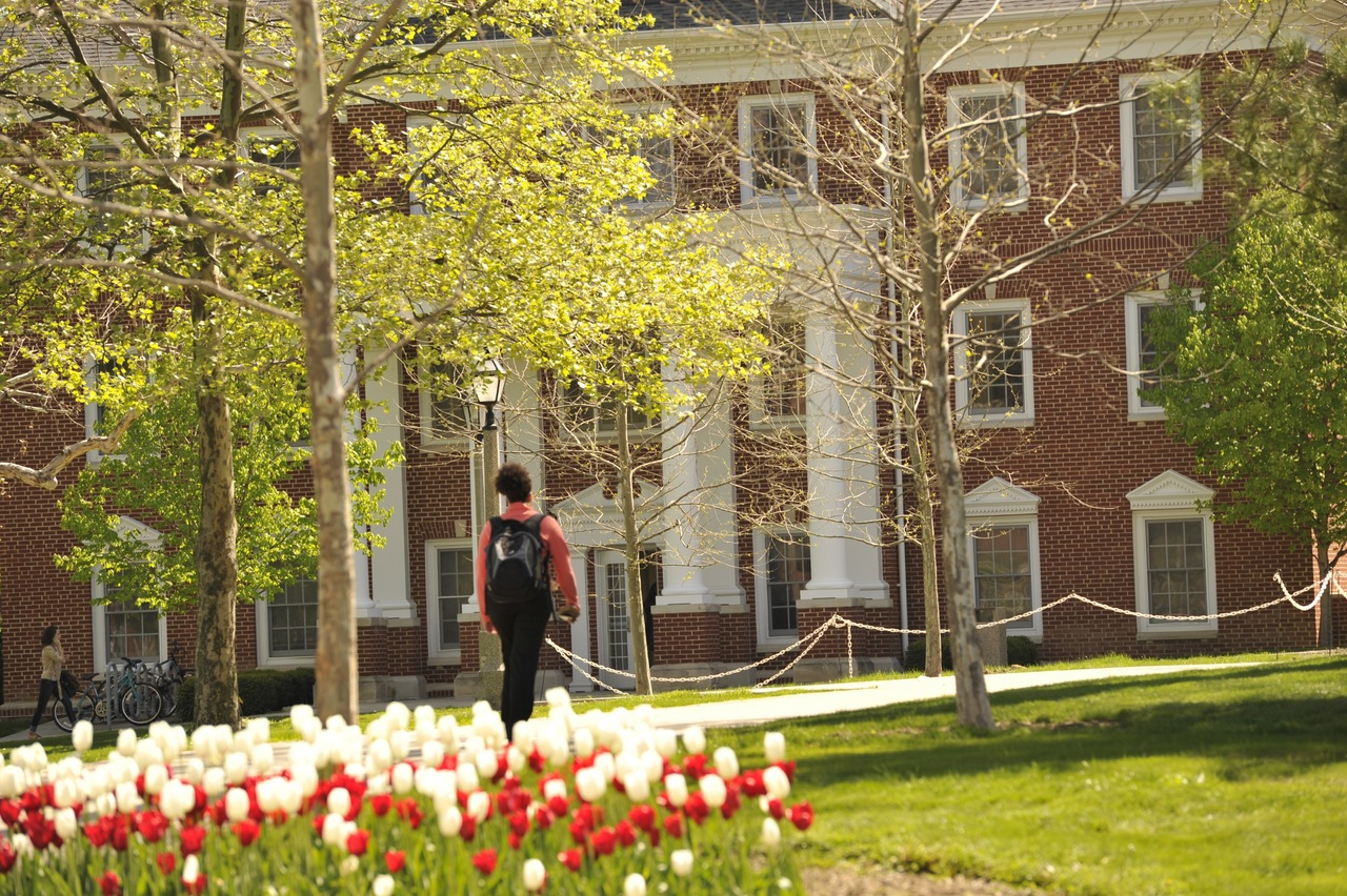 Virtual Tour Depauw University